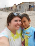 This kid stole my heart in Mexico! His picture is still hanging in my home today! - May 2012