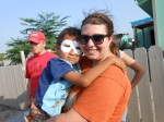 Saying goodbye to this sweet boy was so so hard! Praying God's blessings! - Mexico trip May 2012